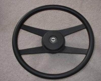Optional NK-4 steering wheel 71/72