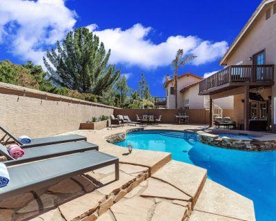 NEW LISTING! RESORT HOME + HOT TUB + POOL + 6 BEDS - Val Vista Lakes