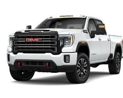 New 2022 GMC Sierra 2500 HD AT4 Four Wheel Drive Trucks