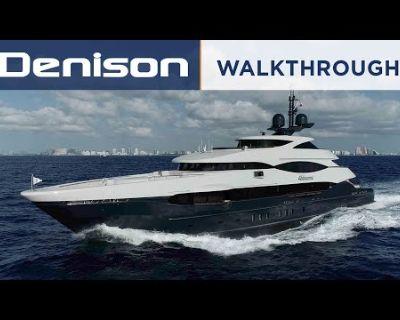Heesen - Displacement Motor Yacht