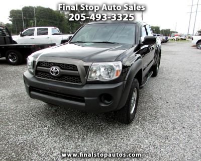 Used 2011 Toyota Tacoma 2WD Access I4 MT (Natl)