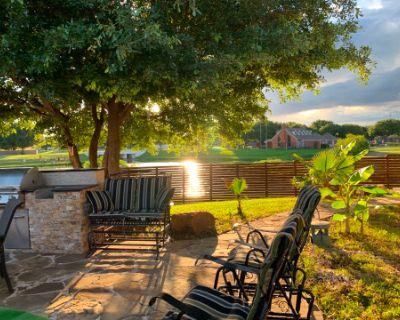Pond Villa 3B 2B Luxury Home AT&T Stadium Pool Table Dallas Fort Worth, Grand Prairie, TX