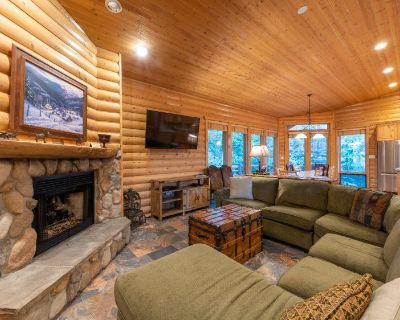 Solamere Deer Valley Log Haven Ski Home, Game Room With Pool Table, Hot Tub! - 3010SC - Park City