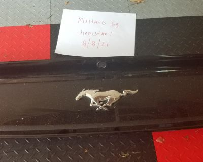 used trunk panel for 15 and up mustang