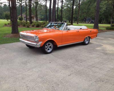 1962 Chevrolet II (nova) Convertible