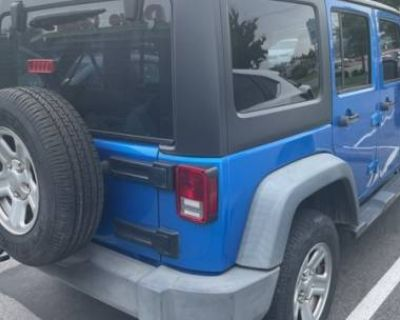 2015 Jeep Wrangler Sport RHD