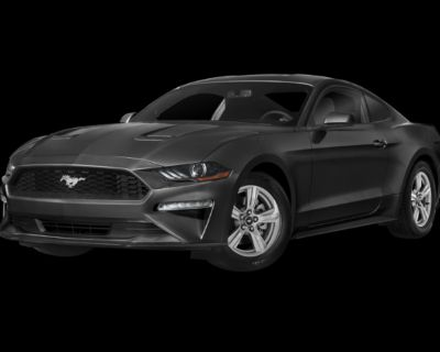 New 2021 Ford Mustang EcoBoost Premium RWD 2dr Car