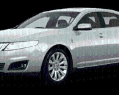 2010 Lincoln MKS EcoBoost