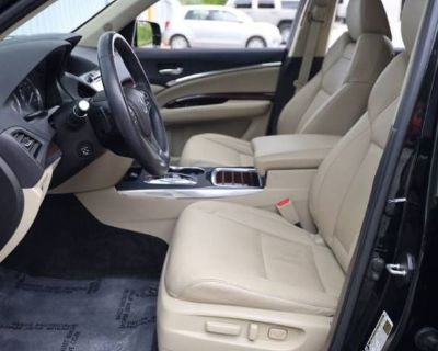 2016 Acura MDX Advance with Entertainment Package