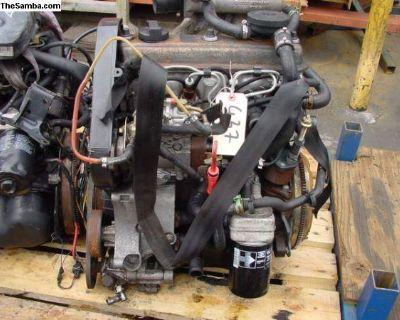 Diesel VW Engines, transmissions, parts, used