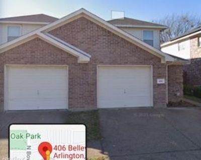 406 Bellevue Ln #Arlington , Arlington, TX 76012 3 Bedroom House
