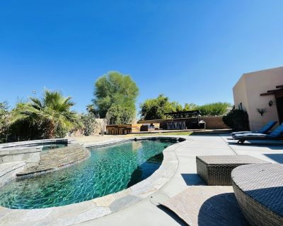 Palm Desert Retreat With Private Pool, Spa, and BAR! - Indian Wells
