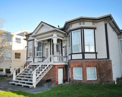 Oceanside Suite in James Bay - 5 Minute Walk to Shopping - 1km to Inner harbour - James Bay