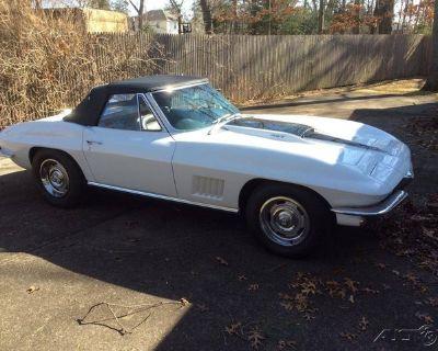 1967 Chevrolet Corvette (Original 427ci 435hp Car)