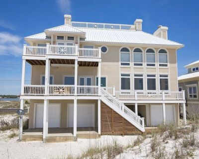 Rivage Beach House ~ Sleeps 13 ~ Gulf Front ~ Amazing Views ~ Rates Dropped - Gulf Shores