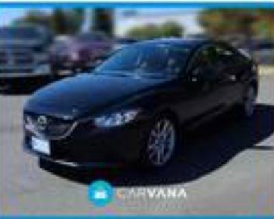 2016 Mazda MAZDA 6 Black, 30K miles