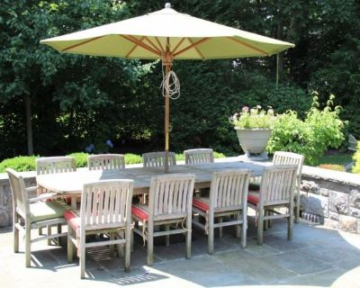 Spectacular Scarsdale NY Online Auction - Teak Patio Furniture, Herbarium Collection & More