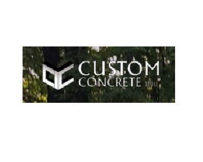 Custom Concrete Inc.