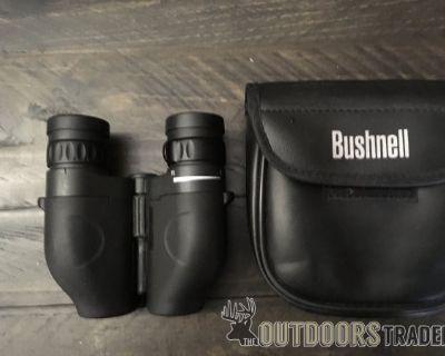 FS Bushnell Powerview 7-15 binoculars