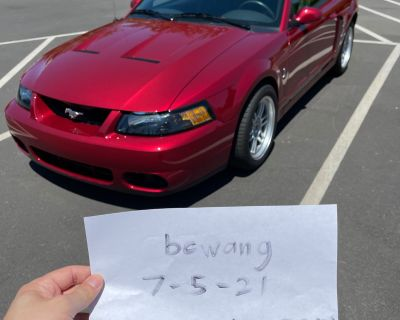 FOR SALE: - 2004 Redfire Coupe under 46k Miles