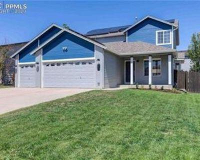 7161 Cliffrose Dr, Colorado Springs, CO 80925 4 Bedroom House
