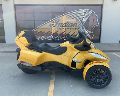 2013 Can-Am Spyder RT-S SM5 3 Wheel Motorcycle Norman, OK