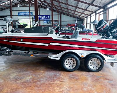 2012 Bass Cat Boats Perfomance Bass Boat Cougar FTD