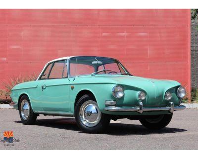 1963 Volkswagen Type 3