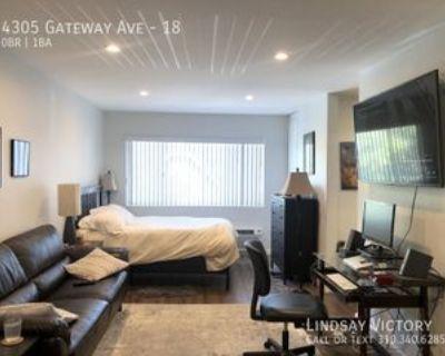 4305 Gateway Ave #18, Los Angeles, CA 90029 Studio Apartment