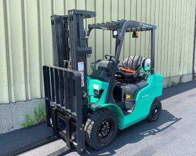 2021 Mitsubishi Forklift FG25N
