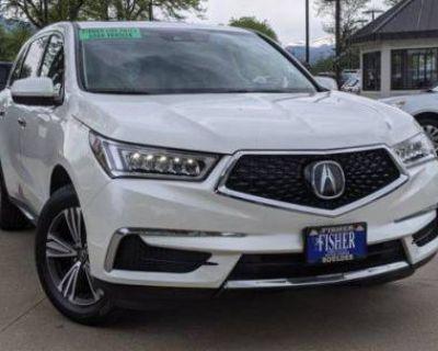 2018 Acura MDX Standard