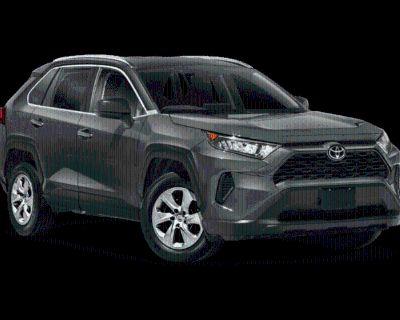 New 2021 Toyota RAV4 LE FWD (Natl) Front Wheel Drive SUV