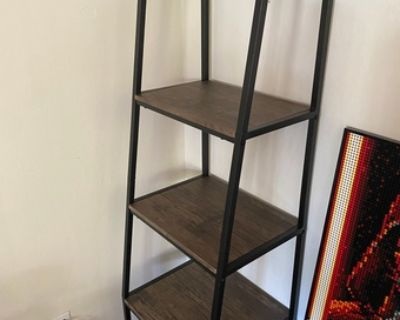 Bookshelf - new & perfect condition