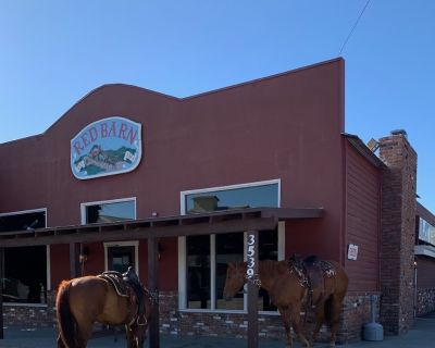 Small Town Vibe, nestled next to world class Wineries and Restaurants. - Santa Ynez