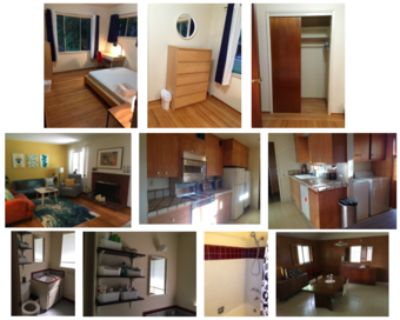 Furnished Private Room in 4-Bedroom Palo Alto House SEPT 1