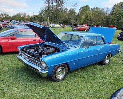 1967 Chevy Nova II - (Resto Mod)