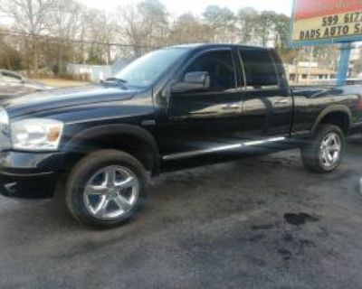 2008 Dodge Ram 1500 Laramie Quad Cab Regular Bed 4WD