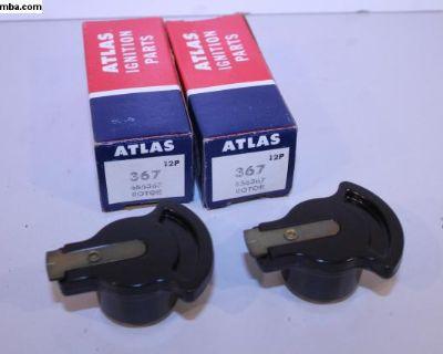 Vintage ATLAS Ignition Pieces