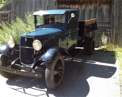 1933 Ford Dump Truck