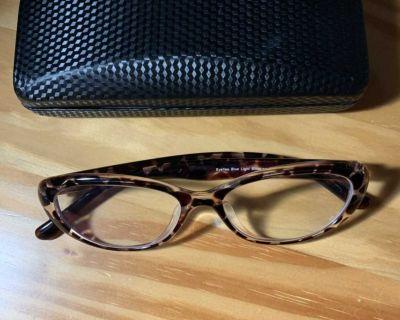 Tortoise Shell Blue Light Blocking Glasses