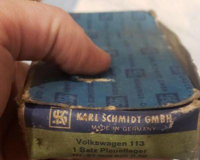 new KS rod bearings 113 105 713