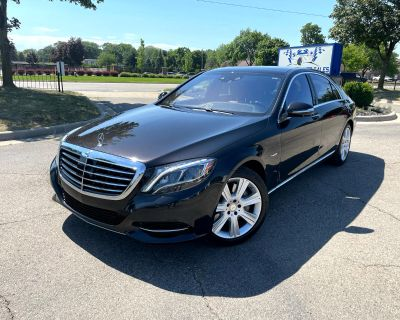 Used 2014 Mercedes-Benz S-Class S550 4MATIC