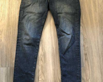 Banana Republic Mens Skinny Jeans 32