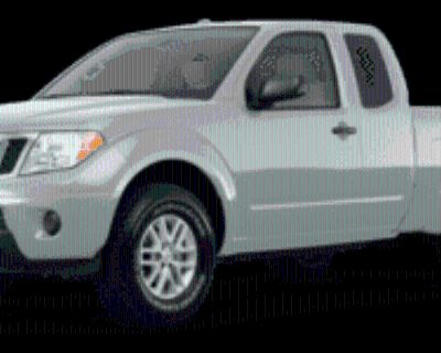 2018 Nissan Frontier SV V6 King Cab 4WD Auto