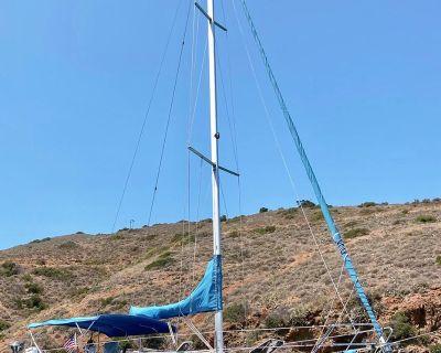 1996 28' Catalina 28 MKII