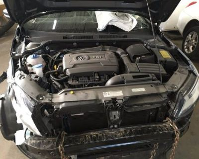2011-2015 Volkswagen Jetta 5 Speed Manual Transmission