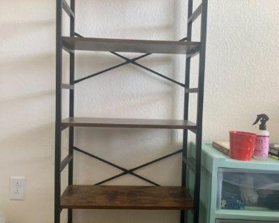 Brand new bookshelf! - PRICE DROP!!