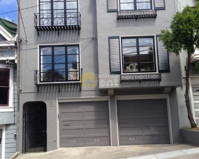 San Francisco – 2 bedrooms 1 bath condo plus garage in Inner Sunset