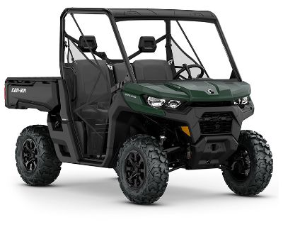 2022 Can-Am Defender DPS HD9 Utility SxS Leland, MS
