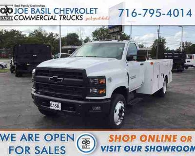 2021 Chevrolet Silverado MD Work Truck